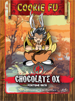 Grandmaster Chi Battles Chocolate Ox