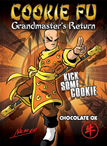 Cookie Fu - Chocolate Ox Clan Pack